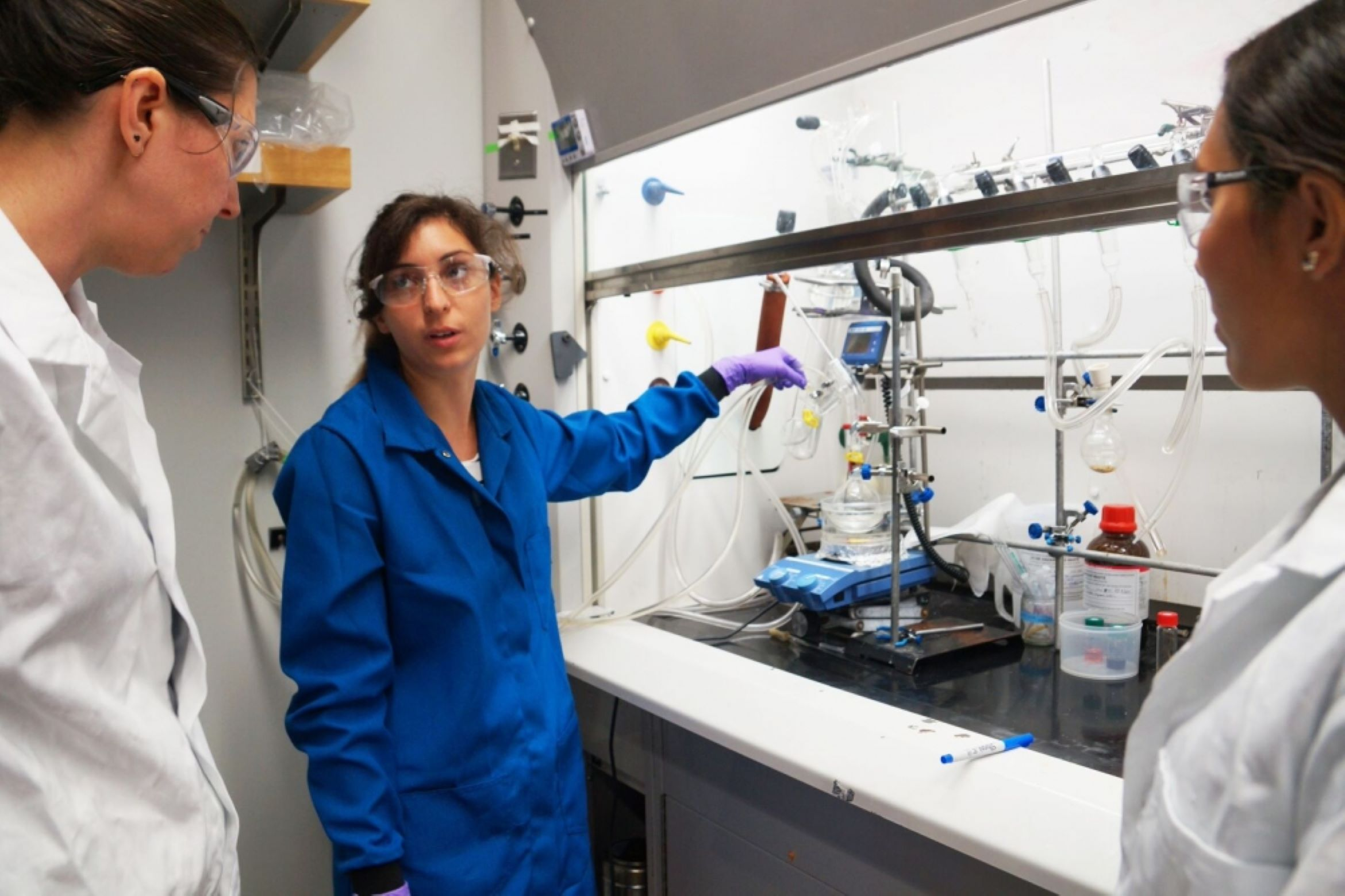 Sustainability In A Laboratory