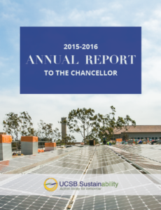 Annual Report to the Chancellor